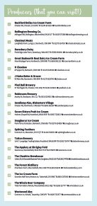 Cheshire Foodie Guide - Page 6