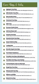 Cheshire Foodie Guide - Page 7