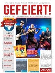 Marktfestzeitung 2019