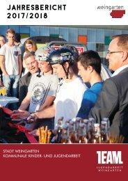 Jahresbericht Team Jugendarbeit Weingarten