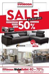 SALE - Günstige Möbel im Ausverkauf - Möbel SVOBODA