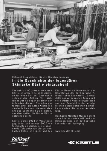 Kästle_Museum_Rüfikopf_ Sommer