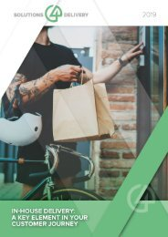 Whitepaper - In-house delivery a key element in your customer journey