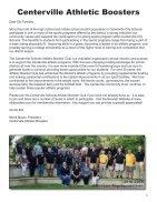 Spring 2019 - Centerville Athletics Program - Page 3