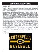 Spring 2019 - Centerville Athletics Program - Page 4