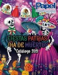CATALOGO MUERTOS PATRIOS 2019
