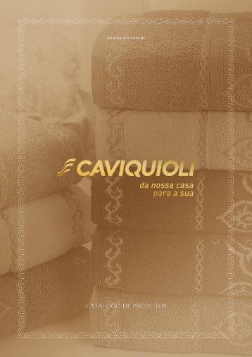 Caviquioli - Catálogo Toalhas