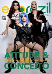 EGOBrazil Magazine (Edição Pride)