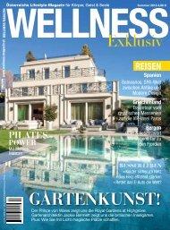 WELLNESS Magazin Exklusiv - Sommer 2019