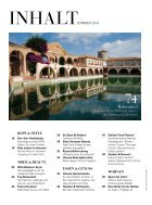 WELLNESS Magazin Exklusiv - Sommer 2019 - Page 2