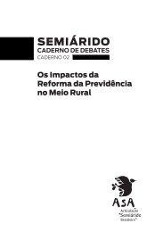 Frente Parlamentar - Os Impactos da Reforma da Previdência no Meio Rural