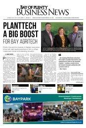 Bay of Plenty Business News June/July 2019