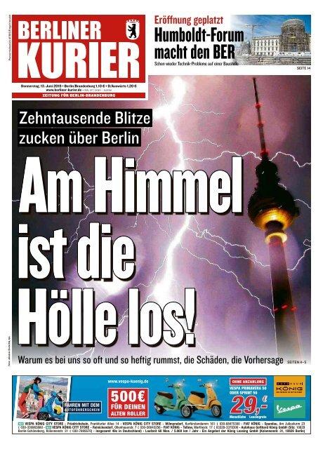 Berliner Kurier 13.06.2019
