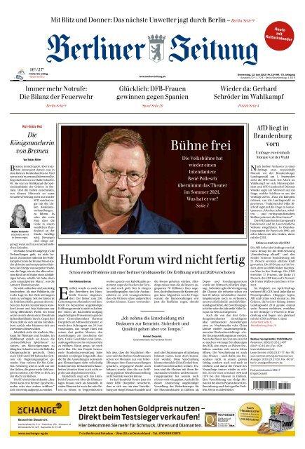 Berliner Zeitung 13.06.2019