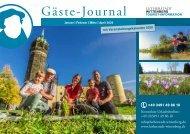 Gästejournal Lutherstadt Wittenberg - Mai bis August 2019