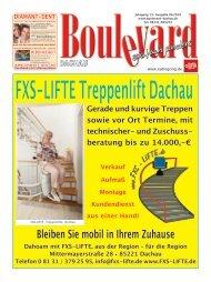 Boulevard Dachau Druck 6-2019