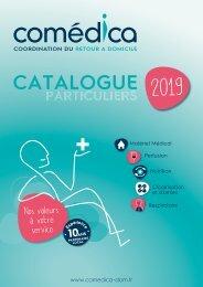 Comédica - Catalogues particuliers 2019