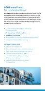 Flyer DEMA ImmoProtect für Mehrfamilienhäuser - Seite 2