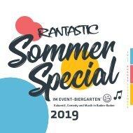 Rantastic Kulturprogramm 3 - 2019