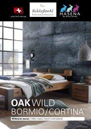 Hasena Oak-Wild Bormio / Cortina