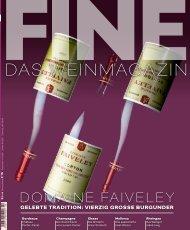 FINE Das Weinmagazin - 02/2019