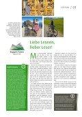 Gästemagazin Grenzenlos Sommer 2019 - Page 3