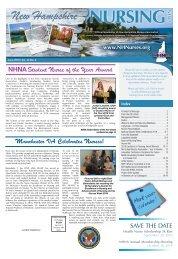 New Hampshire Nursing News - June 2019