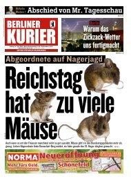 Berliner Kurier 14.06.2019
