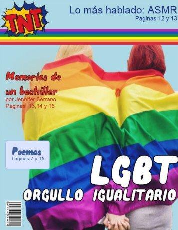 LGBT Orgullo igualitario