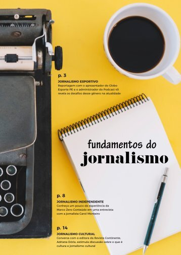Fundamentos do Jornalismo