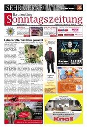 2019-06-16 Bayreuther Sonntagszeitung