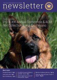 PDTE 2019 June Newsletter