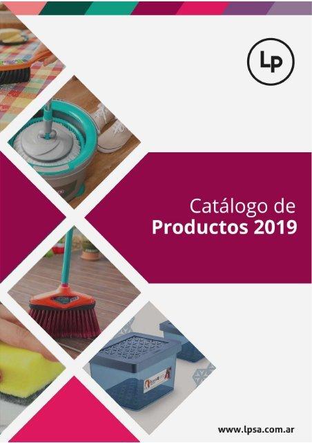 CATÁLOGO DIVISIÓN HOGAR LP SA 2019