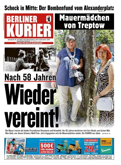 Berliner Kurier 15.06.2019
