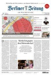 Berliner Zeitung 15.06.2019