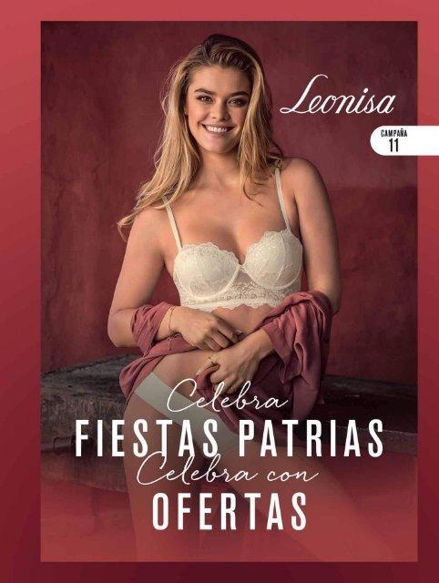 Leonisa - Celebra fiestas patrias, celebra con ofertas