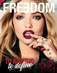 Freedom - TU actitud te define