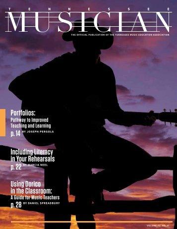 TN Musician Vol. 71 No. 4