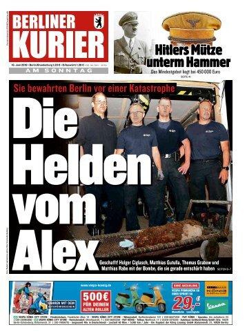 Berliner Kurier 16.06.2019