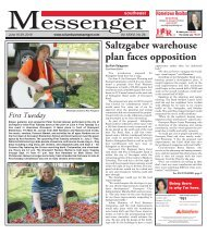 Southeast Messenger - June 16th, 2019