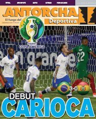 Antorcha Deportiva 373