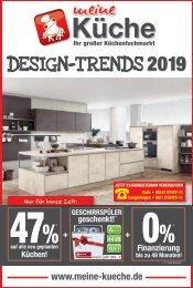 Designtrends 2019 - Meine Küche Celle und Langenhagen