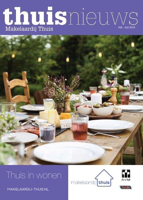E-magazine Makelaardij Thuis Juli 2019