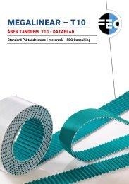 T10 TANDREM - DATABLAD - ÅBNE TANDREMME T10 - FEC CONSULTING
