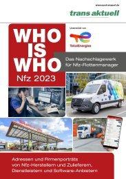 Die Nutzfahrzeugbranche im Überblick: Hersteller, Zulieferer und Dienstleister