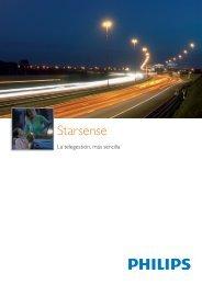 Starsense - Telegestión - Philips Lighting