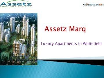 Assetz Marq Homes247