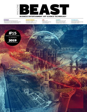 Magazine BEAST #15 2019