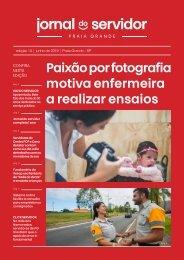 Jornal do Servidor - Praia Grande | Ed. 13 | Junho 2019