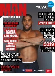 MAN Magazine Summer 2019